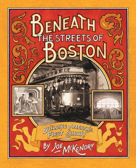 Beneath the Streets of Boston book